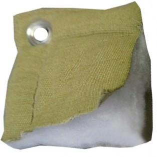 Тент утепленный (термомат) трехслойный брезент 3х7,с люверсами